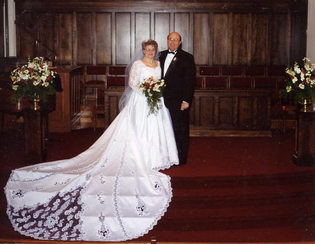 Bruce lindsey wedding