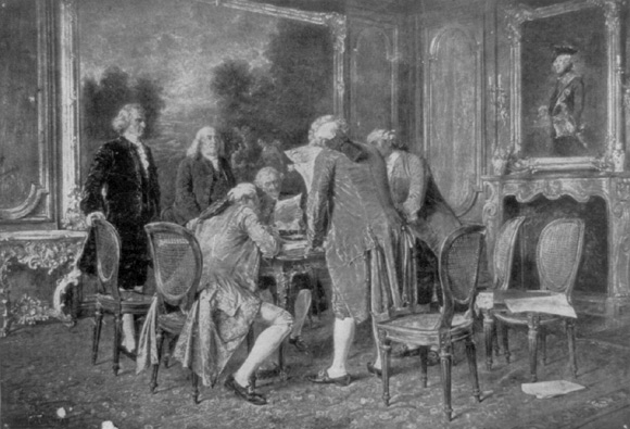 an introduction to the treaty of paris in the united states in the year 1763 Treaty of paris: a peace agreement signed in 1763 that ended the seven years'  war, or the  the british fared poorly in the first years of the war  overview in  1754, the british government asked colonial representatives to meet in albany,.